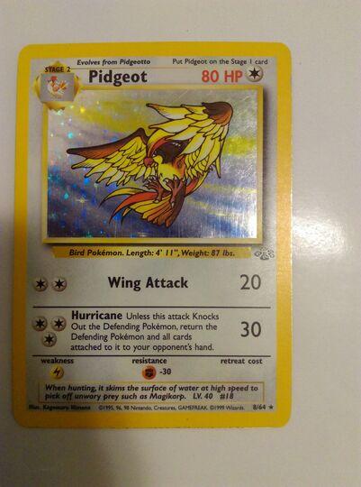 Pidgeot 8/64