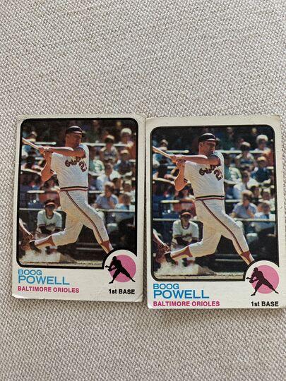 1973 topps baseball card 325