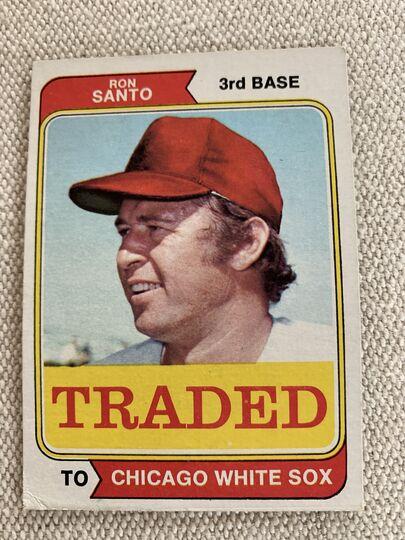 1974 topps baseball card 270t