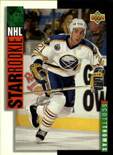 1993 Upper Deck Scott Thomas 247