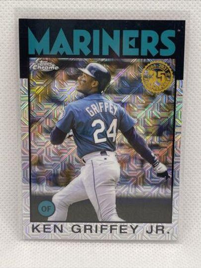 Griffey Jr., Ken 2021 Series 1 1986 Chrome