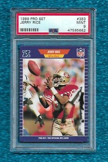 jerry rice Collection Image