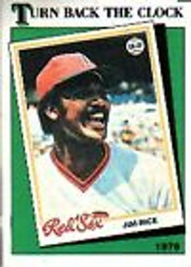 1988 Topps Jim Rice #662