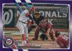 2021 Topps Series 1 Juan Soto #330 Purple