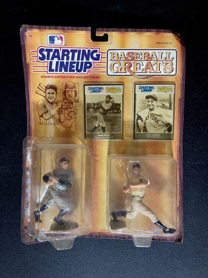 Baseball Items Collection Image