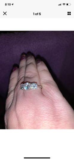 diamond ring fake