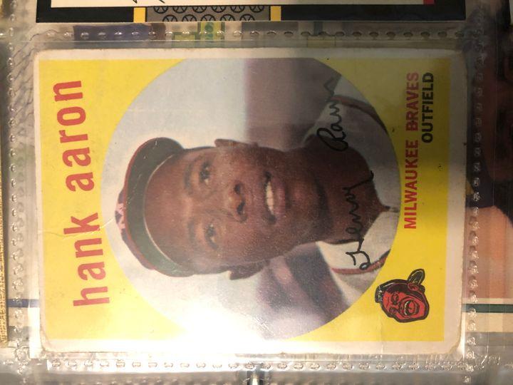 baseball collection Collection Image