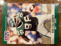 Ron Stallworth 1990 pro set 604