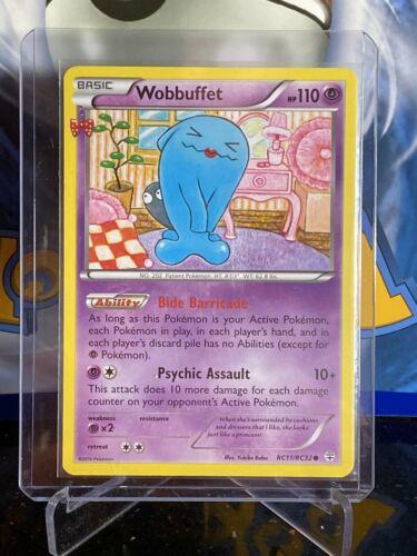 Common Pokemon: Wobbuffet XY: Generations RC11//32