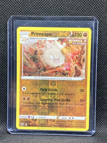 Pokemon : SWSH BATTLE STYLES PRIMEAPE 067/163 RARE REVERSE