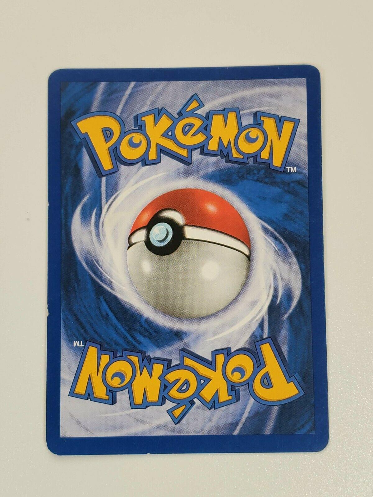 Pokemon Card: POLITOED - #8/75 Neo Discovery - Holo Rare - LP - Image 2