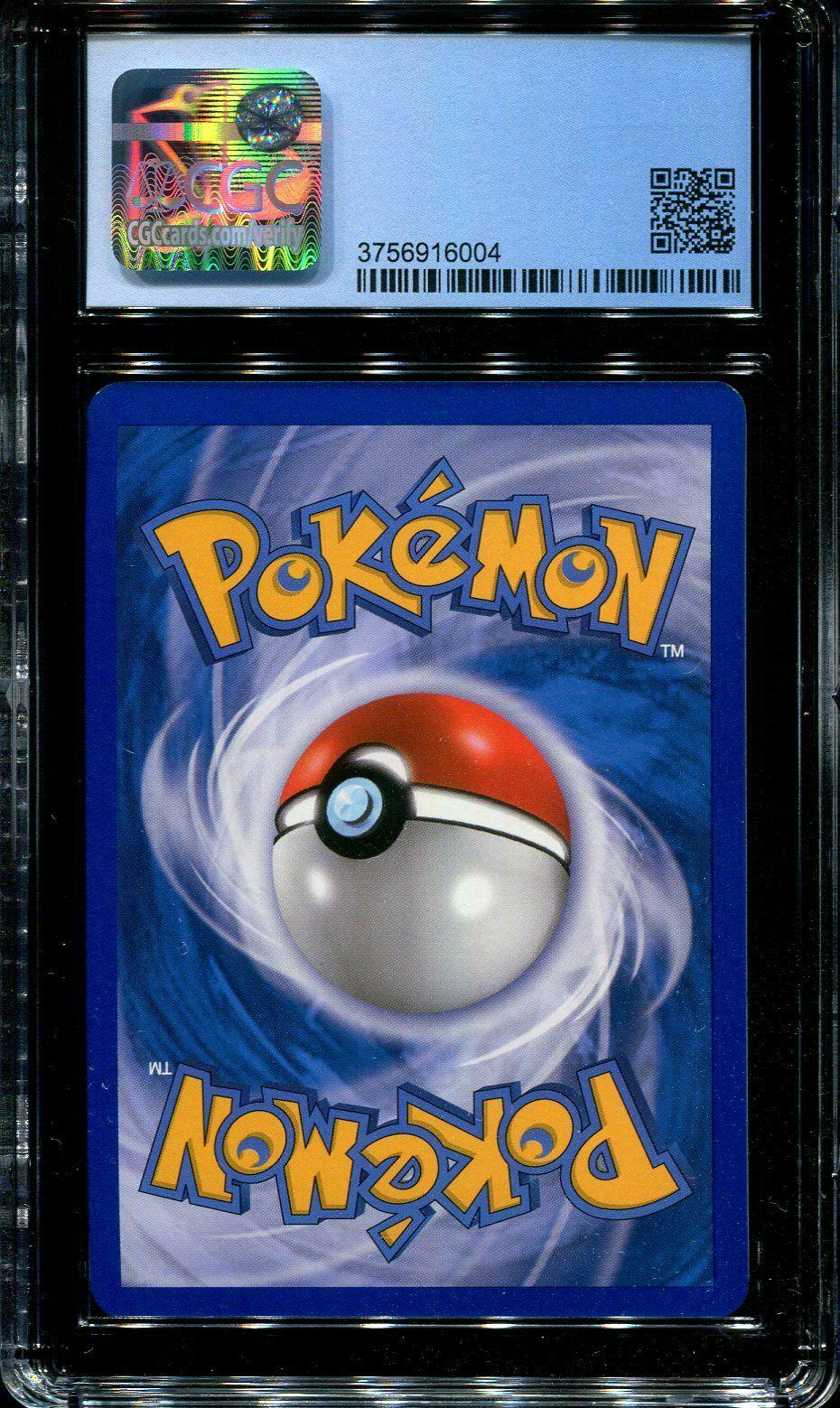 Absol Prime CGC 9 Mint HGSS Triumphant 91/102 Holo Ultra Rare Foil Pokemon PSA - Image 2