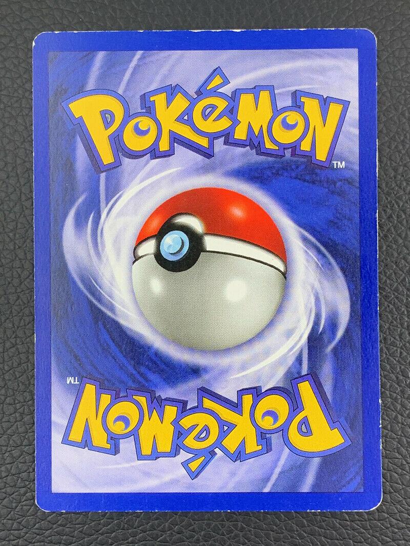Pokemon 1999 Base Set 1st Edition Shadowless MACHAMP Holo 8/102 - Image 2
