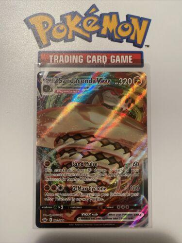 Pokemon Chilling Reign Sandaconda VMAX 090/198 NM/M