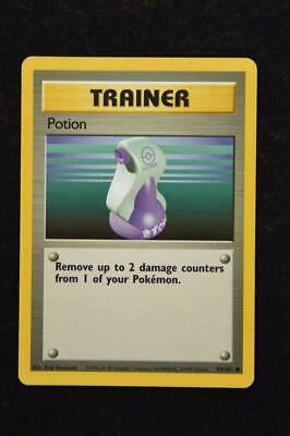 Potion 94//102 Base Set 1 Unlimited Common MINT Pokemon