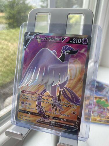 Galarian Articuno V 169/198 Full Art NM/M Chilling Reign Pokemon Card