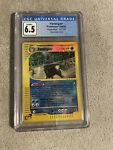 Feraligatr Expedition Rare 47/165 Pokemon Card Rare 2002 NM CGC 6.5