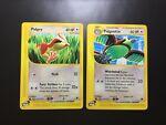 ⭐️ Pokémon Cards Expedition Pidgey 123/165 - Pidgeotto 88/165 ⭐️