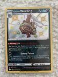 Galarian Weezing - SV077/SV122 - Pokemon Shining Fates: Shiny Vault!