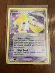 Pokemon Card - Jirachi - 8/101 EX Hidden Legends - AMAZING RARE HOLO