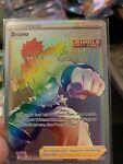 Bruno 172/163 Battle Styles Rainbow Secret Rare