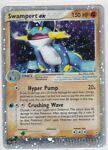 Swampert Ex 95/95 Team Magma vs Team Aqua Holo Rare Pokemon LP