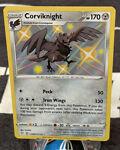 Corviknight SV089/SV122 Pokemon TCG Shining Fates Shiny Vault Near Mint