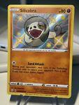 Pokemon SHINY SILICOBRA SV070/SV122 Shining Fates RARE HOLO - MINT