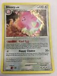 Blissey 5/123 - D&P Mysterious Treasures 2007 Rare HOLO Pokemon Card - LP