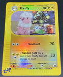 Flaaffy 77/165 - Uncommon Reverse Holo Expedition Near Mint NM