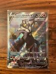 Pokémon Battle Styles Rapid Strike Urshifu V Alternate Art 153/163 Near Mint!