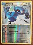 Metang 30/90 Reverse Holo Uncommon HGSS Undaunted Pokemon Card