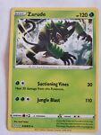 2021 Pokémon Basic Shining Fates Zarude 016/072