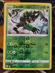 Zarude 016/072 Pokemon TCG Shining Fates Rare Reverse Holo NM