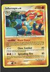 Infernape LV 49 3/100 Holo RARE DP Stormfront Pokemon Card