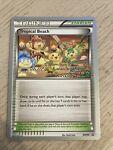 2014 Pokemon Tropical Beach BW50 2014 World Championship Promo card rare
