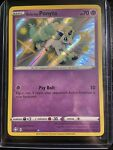 Galarian Ponyta SV047/SV122 Shiny Holo Rare Pokemon Shining Fates - NM