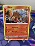 Entei 020/163 Holo Rare Battle Styles Pokemon Card Near Mint