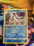Frosmoth - 030/072 Shining Fates Holo Rare Pokemon - NM