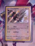 Pokemon - Shining Fates - Corvisquire - SV102/SV122 - Shiny Holo Rare - NM