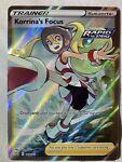 Korrina's Focus Full Art FOIL 160/163 Battle Styles