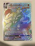 Single Strike Urshifu VMAX Rainbow 167/163 Battle Styles Pokemon Card NM+ / MINT