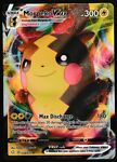 ⭐ Pokemon Morpeko VMAX Full Art Ultra Rare Shining Fates Pokemon Card (038/072)