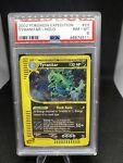 Pokemon PSA 8 NM-MINT Expedition Tyranitar Holo 29/165
