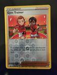 Gym Trainer 059/072 Reverse Holo Shining Fates Pokemon Card NM/M