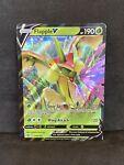 Flapple V 018/163 - NM! SEE PICS! Pokemon Battle Styles