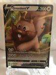 Pokémon: Greedent V (053/072) - Shining Fates - Holo Rare - NEAR MINT