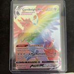 Corviknight Vmax 171/163 Rainbow Rare Battle Styles (Near Mint)