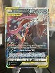Greninja & Zoroark GX 107/214 Unbroken Bonds NM Ultra Rare Full Art Pokemon TCG