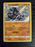 Sandaconda SV071/SV122 Shining Fates Shiny Vault Pokemon Card NM